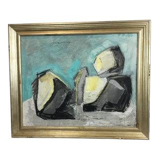 Arturo Lazaro 3 Piece Stacked Figure For Sale