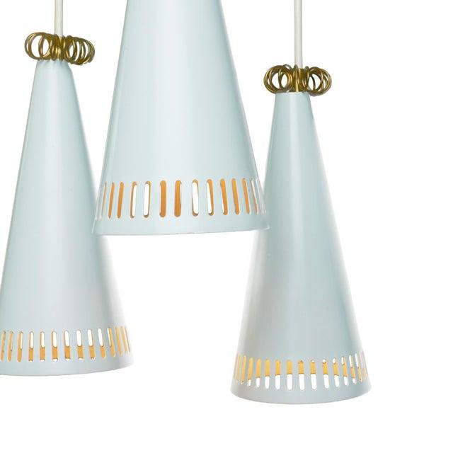 Lightolier Mauri Almari pendant lamp for lightolier For Sale - Image 4 of 5