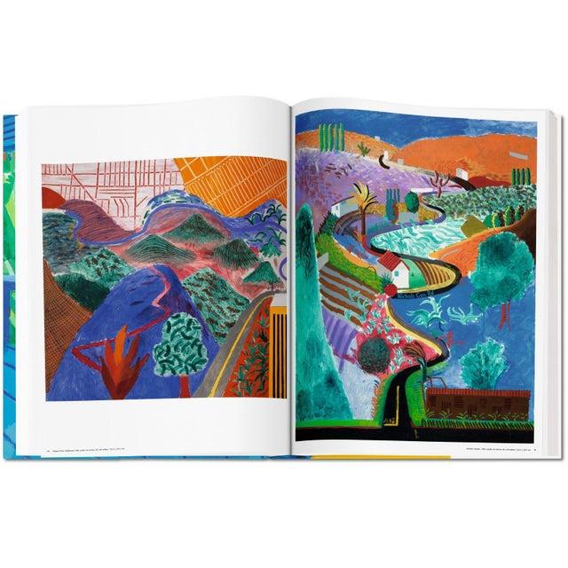 Paper David Hockney: A Bigger Book, Signed by David Hockney, Edition: 9000, 2016 For Sale - Image 7 of 13