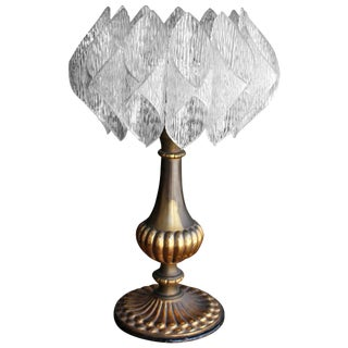 Table Lamp by Doria for Lamp Art For Sale