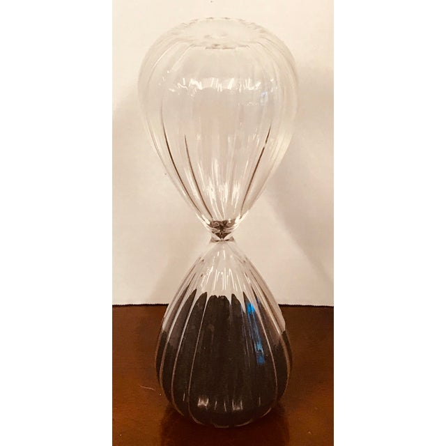 1970s Vintage Hourglass Piece For Sale - Image 5 of 5