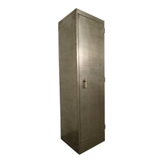 Tall Industrial Metal Locker Unit
