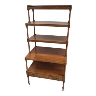 Beacon Hill Bookcase Etagere For Sale