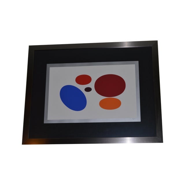 'One and Another' by Yaakov Agam, Signed by Artist - Image 1 of 5