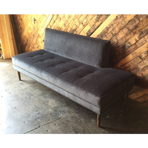 Mid-Century Style Custom Day Bed or Sofa - Image 4 of 8