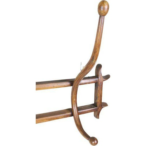 French French Bentwood Coat Rack For Sale - Image 3 of 5