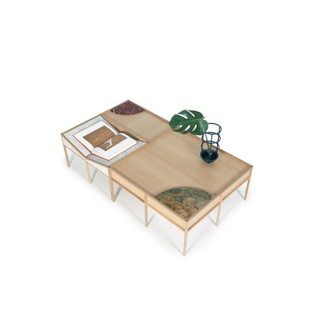 Trey Jones Studio Bookscape Coffee Table For Sale - Image 4 of 8