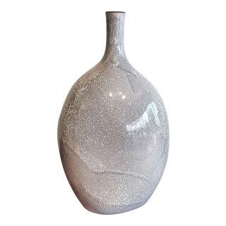 Bücking & Börnsen Studio Pottery Bottle Vase (31 Cm) For Sale