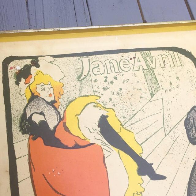 Lautrec Moulin Rouge Framed Poster - Image 3 of 11