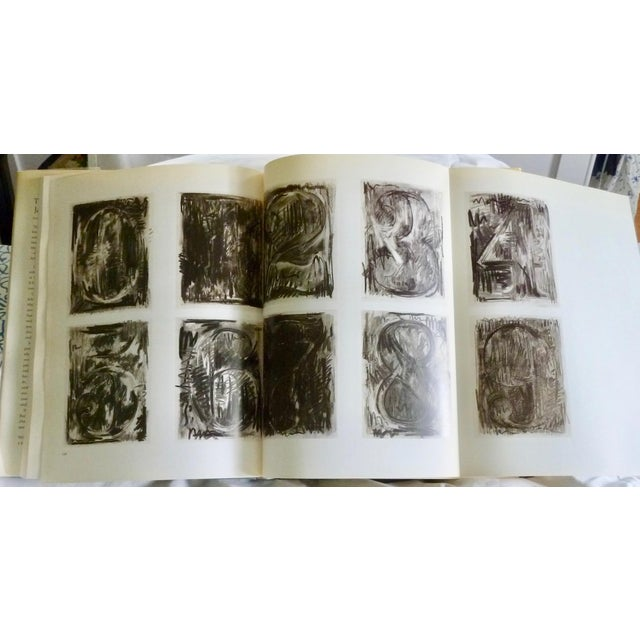 The Drawings of Jasper Johns, edited by Nan Rosenthal and Ruth E. Fine. New York: Thames and Hudson, 1990. First printing....