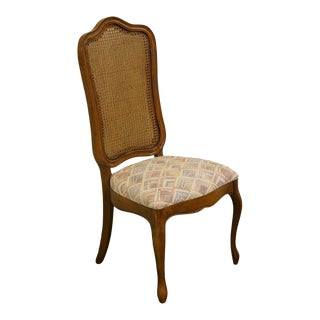 Thomasville Furniture Tableau Collection French Provincial Dining Side Chair For Sale
