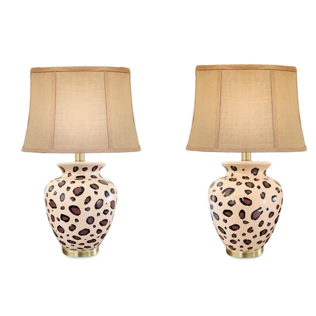 These smart and unique lamps will make a room look contemporary. They also would look great in a traditional room such as...