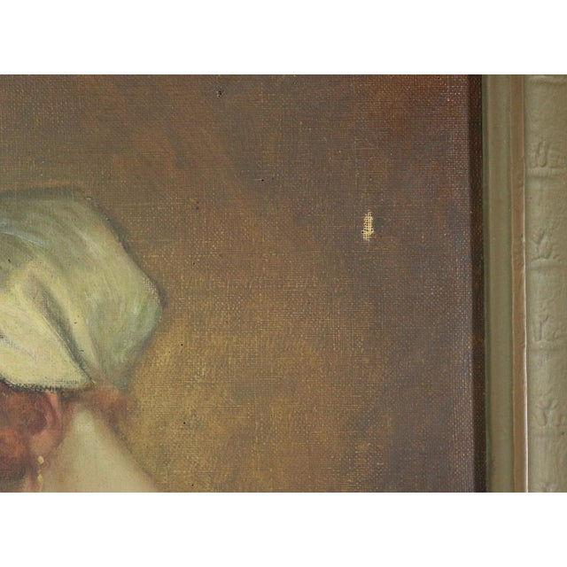 Geza Udvary 1900s Fine Oil Painting - Image 5 of 8