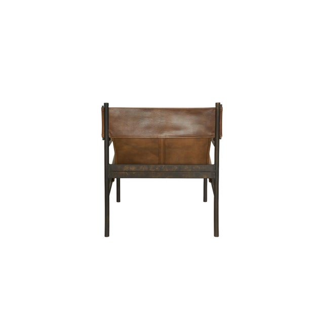 Bauhaus Modern Cisco Brothers Barcelona Chair For Sale - Image 3 of 13