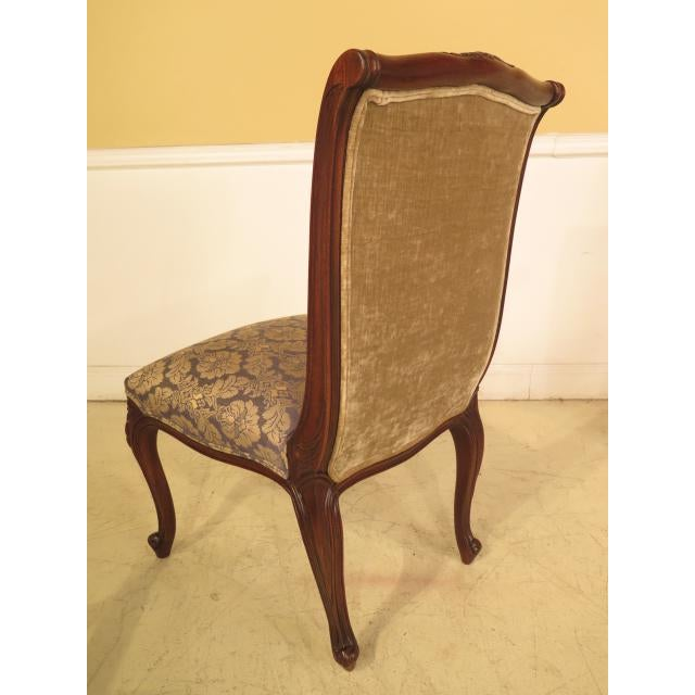 EJ Victor French-Style Dining Room Chairs - Set of 8 - Image 8 of 11
