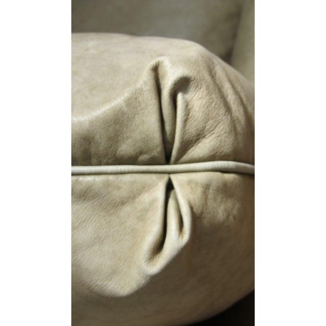 A. Rudin Leather Sofa - Image 6 of 10