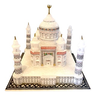 Taj Mahal Architectural Sculpture For Sale
