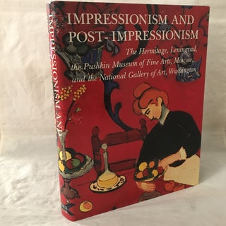 "1989 ""Impressionism and Post-Impressionism"" First Edition Art Book Preview"