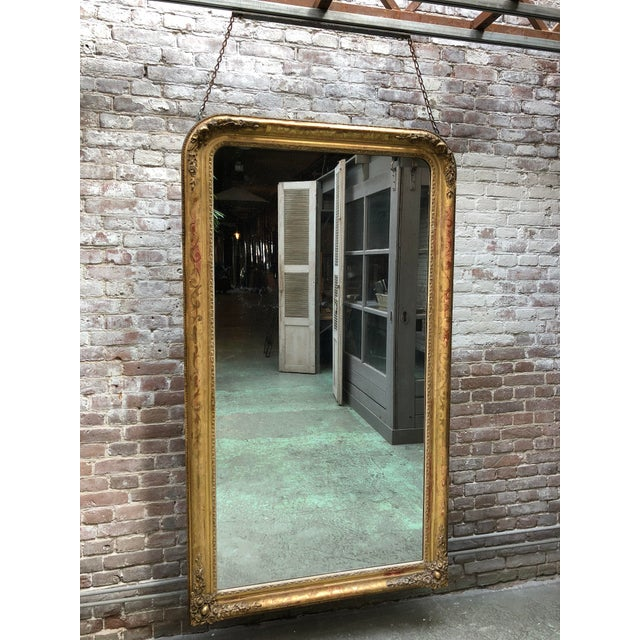 19th Century Mirror For Sale - Image 4 of 8