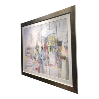 Original Abstract Painting by Dan Groover For Sale