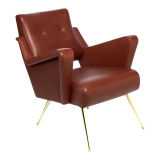 The Alec Club Chair by Studio Van Den Akker For Sale