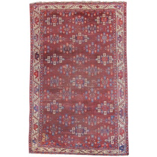 Yomut Main Carpet - 6′ × 9′4″