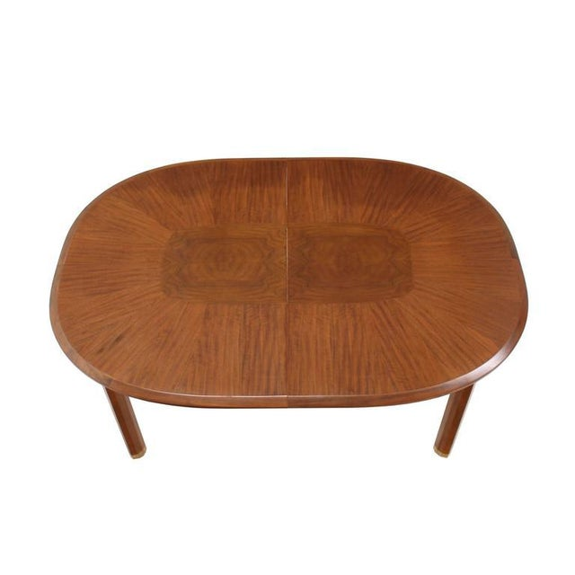 Vintage Mid-Century Edmond Spence Dining Table For Sale - Image 6 of 9
