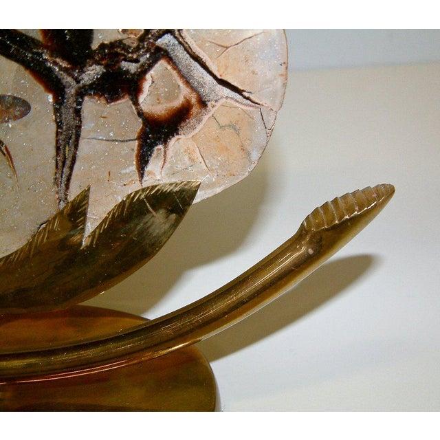 Henri Fernandez Table Lamp For Sale - Image 5 of 10