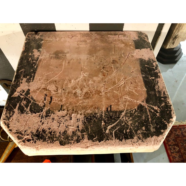 French Terra-Cotta Console For Sale - Image 6 of 11