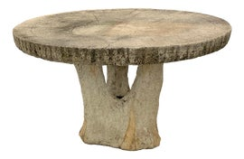 Image of Rustic European Conference Tables
