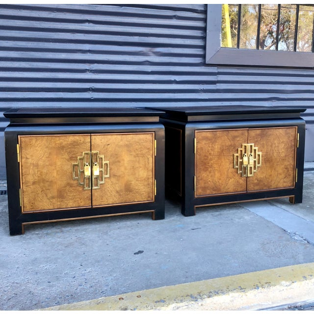 Century Furniture Chinoiserie End Tables-A Pair - Image 11 of 11