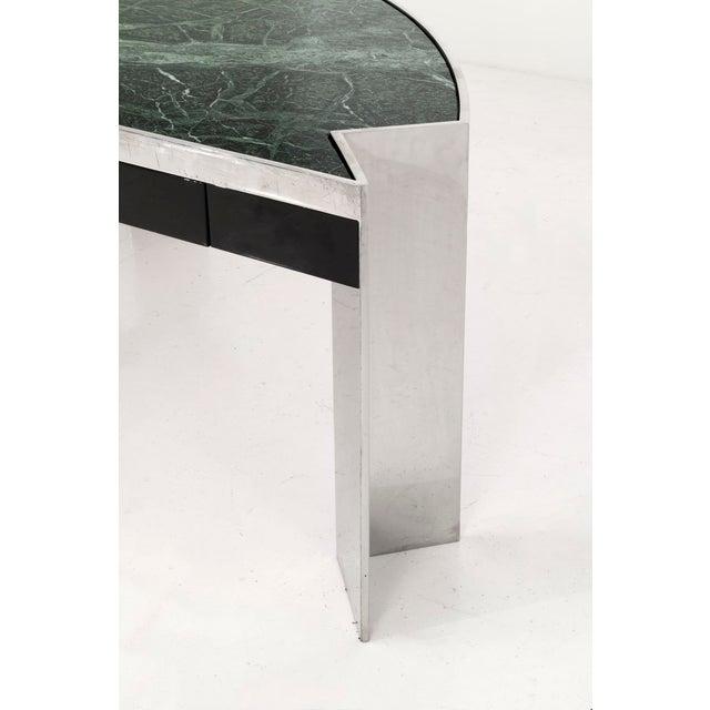 Metal Leon Rosen Desk For Sale - Image 7 of 9