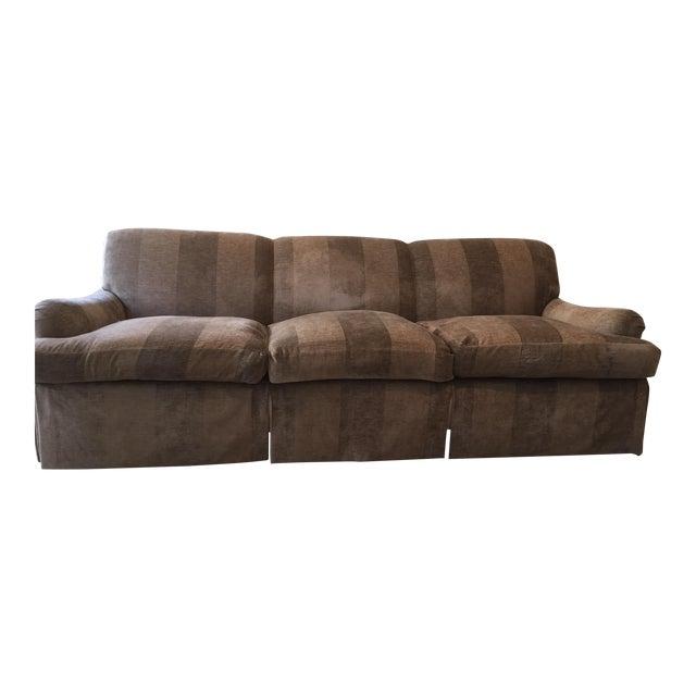 Custom George Smith Style Sofa - Image 1 of 4