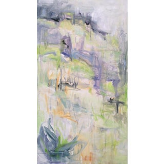 """Rocky Mountain High"" by Trixie Pitts Large Abstract Oil Painting For Sale"