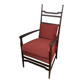 Hickory Chair Modern Shaker Ladderback Chair For Sale