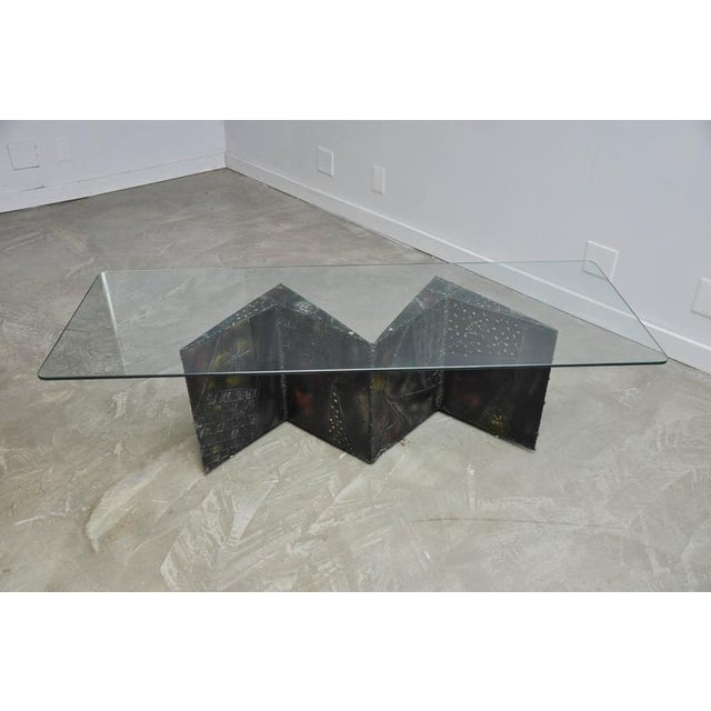 Paul Evans Zig Zag Coffee Table - Image 2 of 6