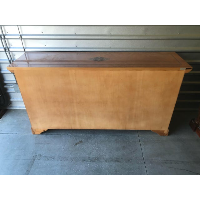 Biedermeier Style Empire Sideboard Credenza Cabinet by Francesco Molon For Sale - Image 12 of 12