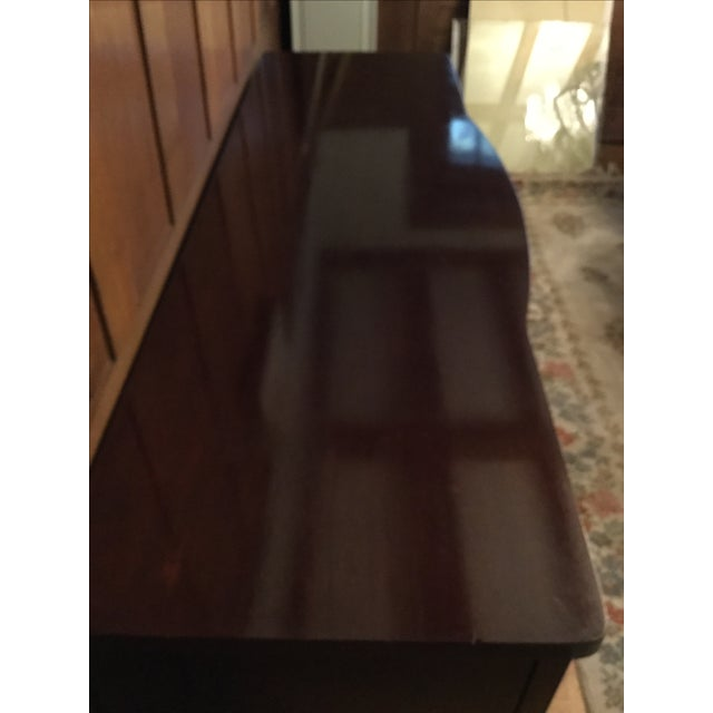 Vintage Buffet Table - Image 10 of 10