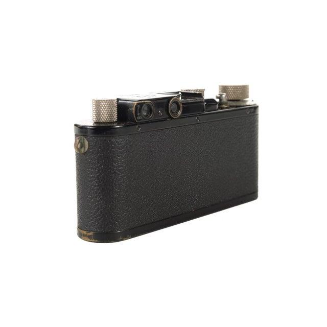 1930s Leica III Black Camera With 5cm Elmar Lens - Image 8 of 10