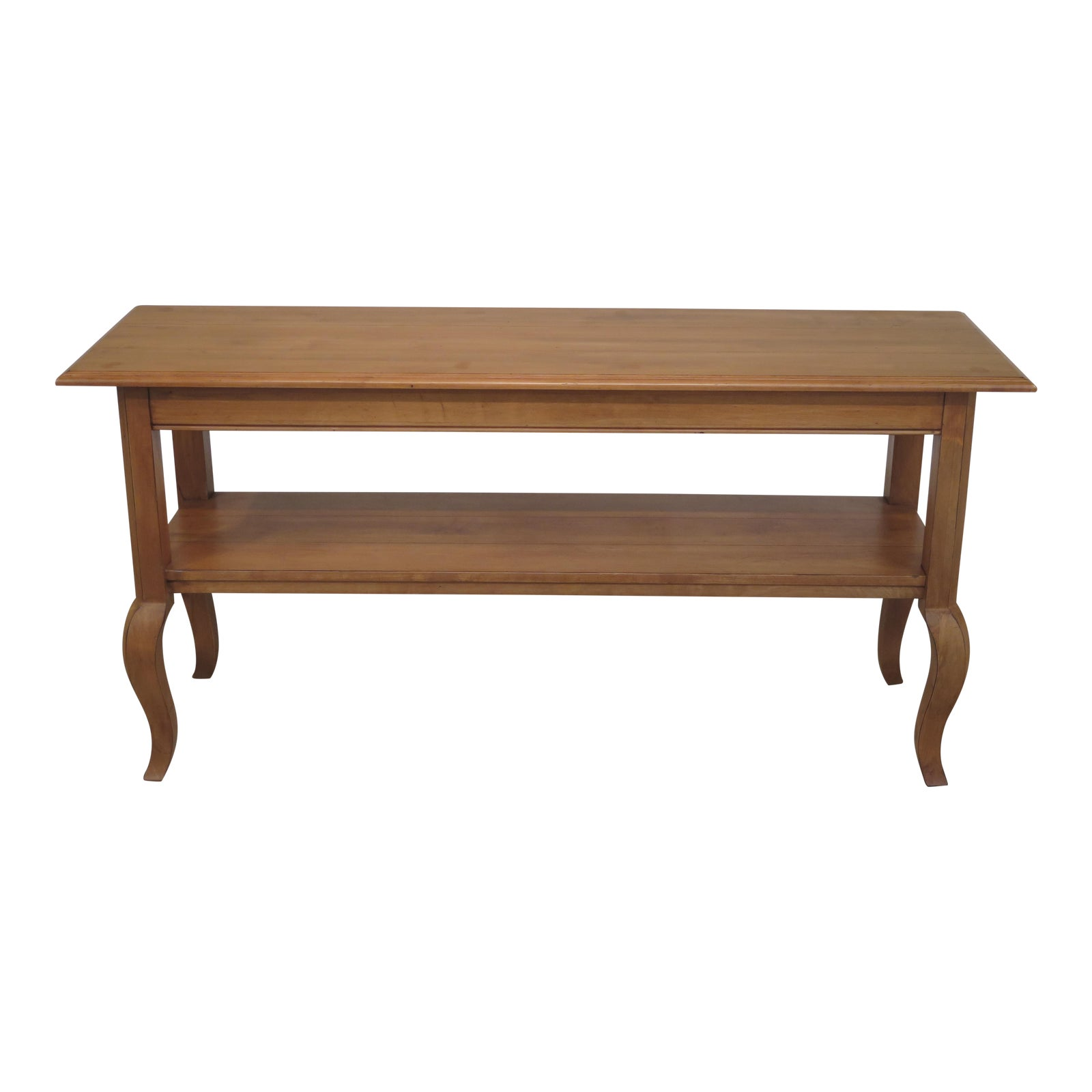 Ethan Allen New Country Coffee Table: Ethan Allen Legacy Collection Country French Sofa Table