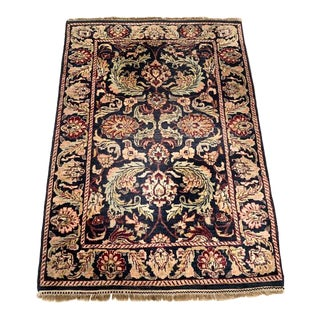 Late 20th Century Wool Rug For Sale
