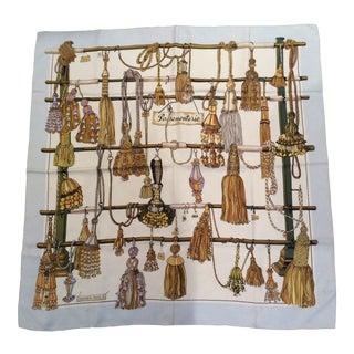 1970s Vintage Hermès Scarf For Sale