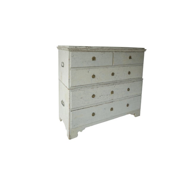L. 18th C. Swedish Gustavian Chest For Sale In New York - Image 6 of 8