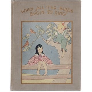"""When All the Birds Begin to Sing"" Hardcover For Sale"
