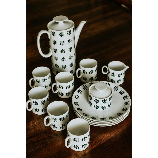 White 1960s Vintage Rosenthal Tea Service - 13 Pieces For Sale - Image 8 of 8