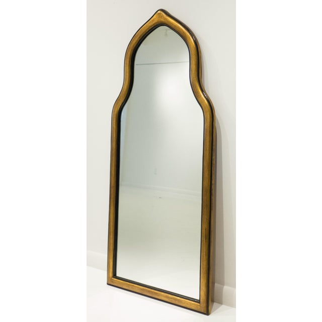 Islamic Gilt Gesso Arched Pier Mirror For Sale - Image 3 of 9