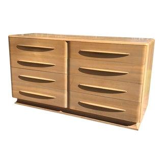 1950s Danish Modern Carl Bissman Lowboy Dresser For Sale