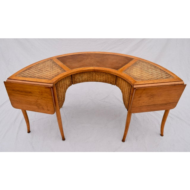 Demi Lune Cocktail/Hunt Table For Sale - Image 11 of 13