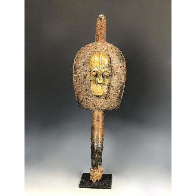 African Art Bakota Reliquary Guardian Figure From Gabon - Image 9 of 11