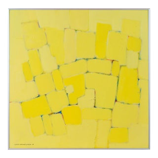 Lars Hegelund 'Suggestions' Abstract Painting
